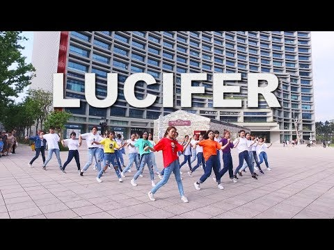 [KPOP IN PUBLIC CHALLENGE]SHINee 'LUCIFER' Cover by KEYME (WORKSHOP#2) [SHINee 10th Anniversary]