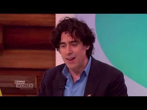 Stephen Mangan On Posh Actors  Loose Women
