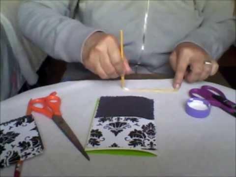 Como hacer tarjetas para cumpleanos y toda ocacion youtube for Hacer tarjeta cumpleanos