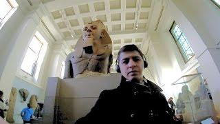 видео Британский музей в Лондоне - один из крупнейших археологических музеев мира