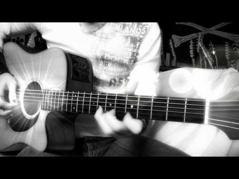 Journeyman - Iron Maiden acoustic guitar cover (HD)