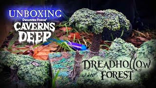 CAVERNS DEEP! Unboxing Encounter 15