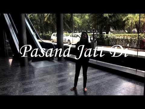 Pasand Jatt Di || Surjit Bindrakhia X Gitaz Bindrakhia || Bhangra Choreo