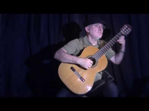 Dance Rondo - Mauro Giuliani (Michael Lucarelli, Classical Guitar)
