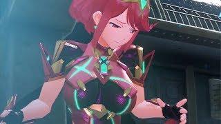 Xenoblade Chronicles 2: полноформатное аниме для Switch