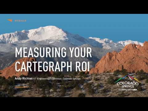 Webinar: Measuring Your Cartegraph ROI