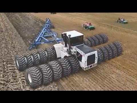 Gest Tractors In The World