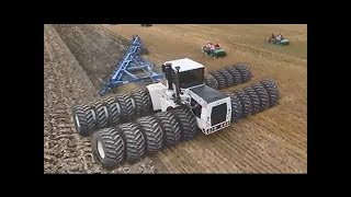 Biggest Tractors In The World thumbnail