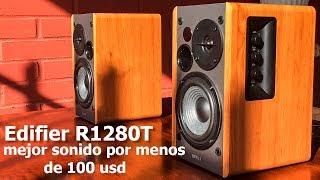 Los mejores parlantes para tu PC | Edifier R1280T