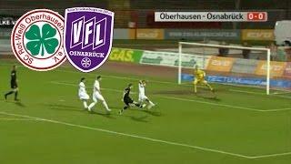 Rot-Weiß Oberhausen : VfL Osnabrück - 0:0 - (20.03.2009)