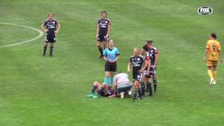 W-League Melbourne Victory v Perth Glory 2nd Half (4/12/16)