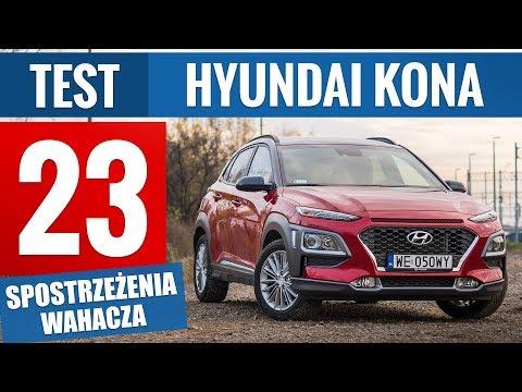 Hyundai Kona 1.6 T-GDI 177 KM Style (2019) - TEST PL