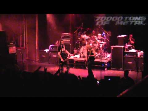 Sodom - Proselytism Real, Live @ 70000 Tons of Metal Cruise 2011