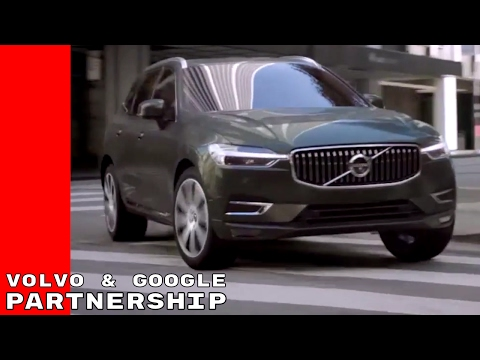 Volvo & Google Partnership To Build Android Into Cars