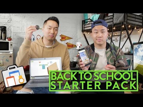 FUNG BROS TECH: SCHOOL STARTER PACK W/ GOOGLE STORE