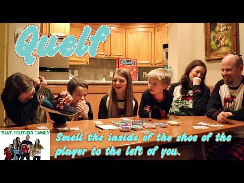 Funny Family Quelf Game / That YouTub3 Family