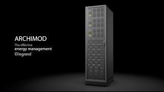 ARCHIMOD three-phase modular UPS