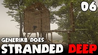 "Stranded Deep Gameplay Ep 06 - ""Whale Thief Strikes AGAIN!!!"""