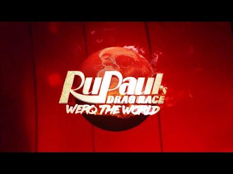 RuPaul's Drag Race: Werq The World 2019 en Pepsi Center WTC   Aftermovie