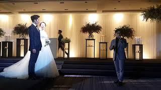 김범수-끝사랑 결혼식축가