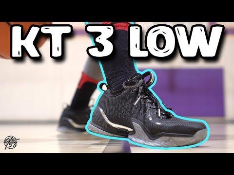 anta klay thompson kt3 playoffs low