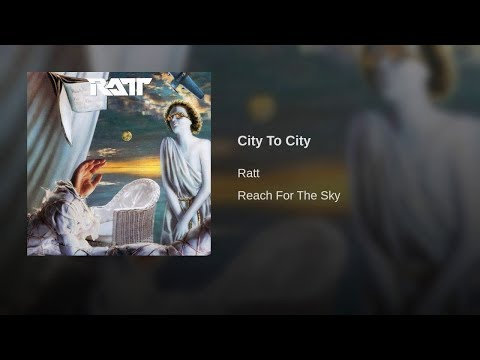 Ratt   City to city cover