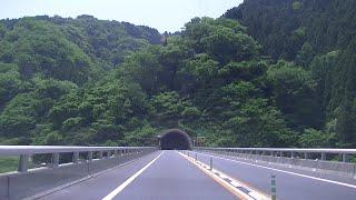 6月の車中泊旅 ② 象潟(秋田県) ~ 温海(山形県) 道路沿いに広がる新緑