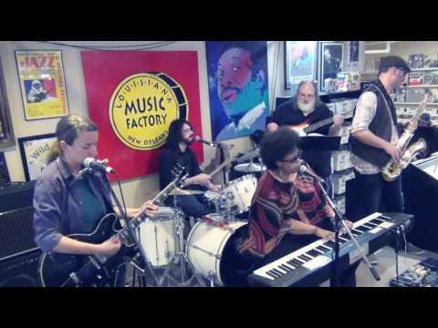 LILLI LEWIS PROJECT - CEMC Showcases @ Louisiana Music Factory 2016