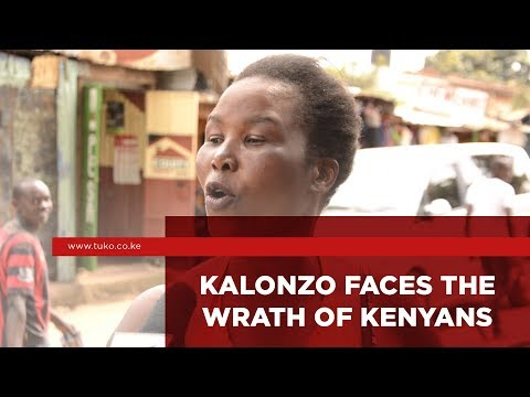 Kalonzo faces the wrath of Kenyans for missing swearing in