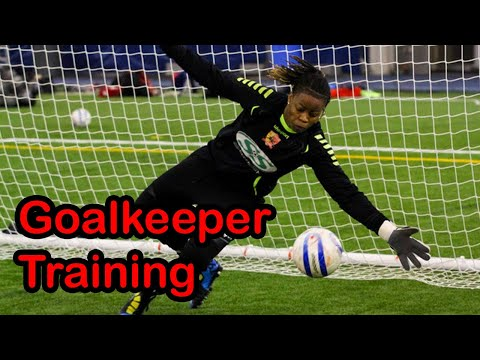 Goalkeeper Training - 02/05/2013 - SeriousGoalkeeping.net
