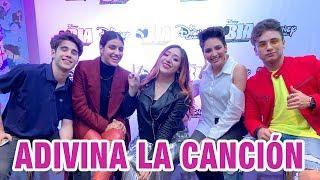 ADIVINA la CANCIÓN de DISNEY CHANNEL con el elenco de BIA | La Mona Soy Yo| La Mona Soy Yo