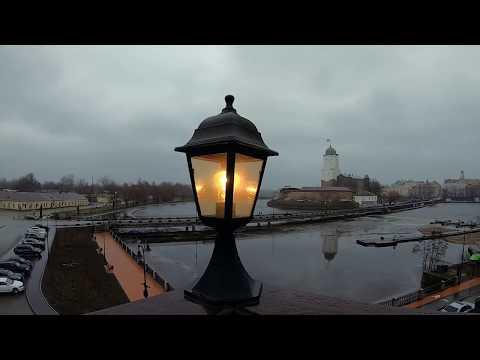 Новогоднее путешествие в Выборг~New Year's Trip To Vyborg