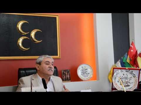 MHP'li Bilgiç'ten Bomba Etkisi Yaratacak Açıklamalar