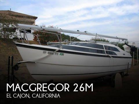 Used 2005 MacGregor 26 for sale in El Cajon, California