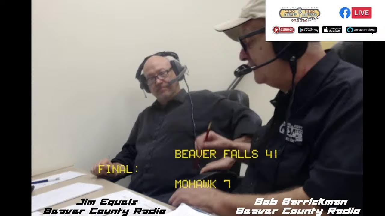 Download Mohawk vs. Beaver Falls Football 10/8/21
