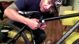 Kryptonite U Lock - Mount Installation (2 Minute Video)
