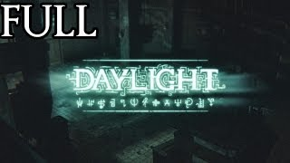 Daylight Walkthrough FULL GAME Full HD No Commentary Gameplay Let