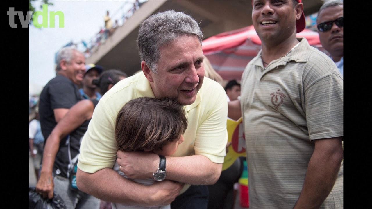 Anthony Garotinho e a esposa Rosinha são presos no Rio
