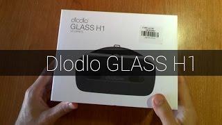Dlodlo GLASS H1, mejor que las Gear VR