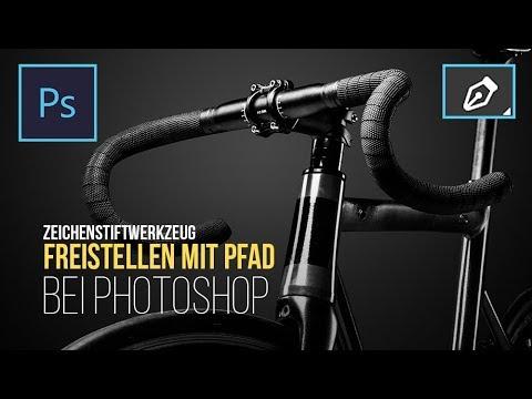 Freistellen Bei Photoshop - Zeichenstift-Werkzeug/Pfad – Isotography #113