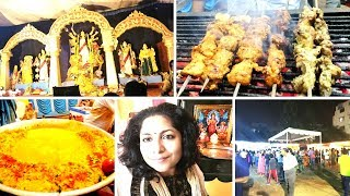 Tamil VLog | A day in my life - Durga Pooja (In Tamil)