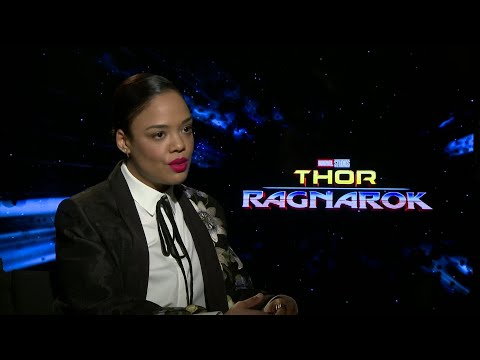 Tessa Thompson on Weinstein: Why aren't men speaking out ...