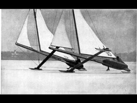 ICE BOAT PLANS - YouTube