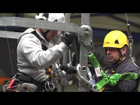 STC KNRM safety training for Wind GWO