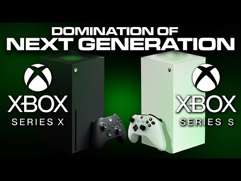 Full Details For Xbox Series X & Lockhart Next Generation Strategy | All Games & Features