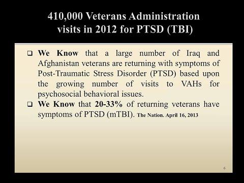 Mark Gordon - PTSD (TBI)