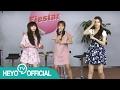 [해요TV] 피에스타 - Run To You(DJ DOC) (EP61 피에스타의 사생활 2회)
