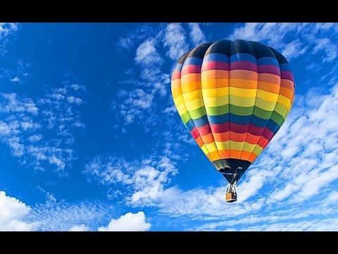 Как летает воздушный шар. Почему летает воздушный шар