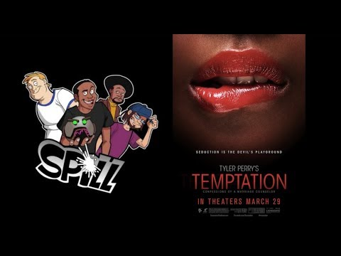 Tyler Perry's Temptation - SPILL Audio Review