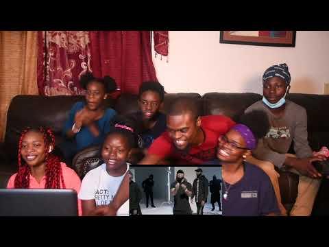 Download Gemini Major Ft. Riky Rick, Cassper Nyovest, Nadia Nakai - Ragga Ragga | fresh! Family Reaction
